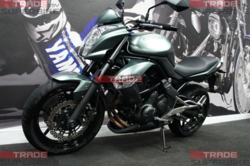 Almost New Kawasaki Er6n Fairly Used For Sale Trademysuperbikecommy